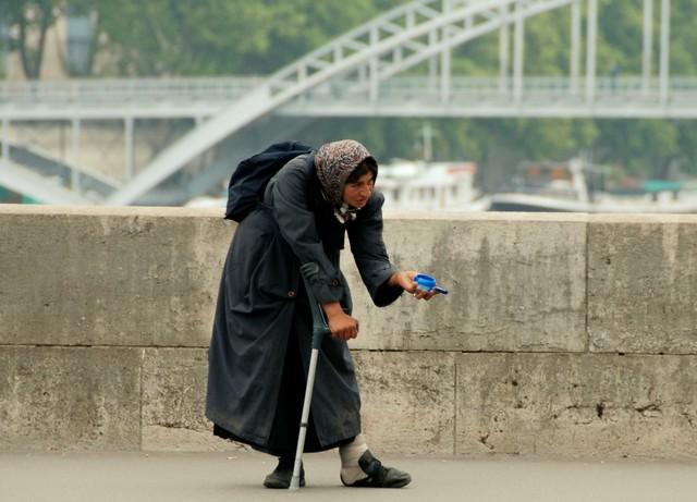 beggarwoman